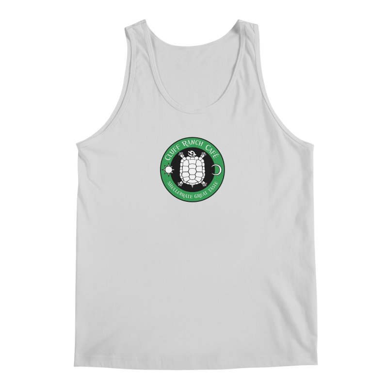 Cluff Ranch Cafe Men's Regular Tank by