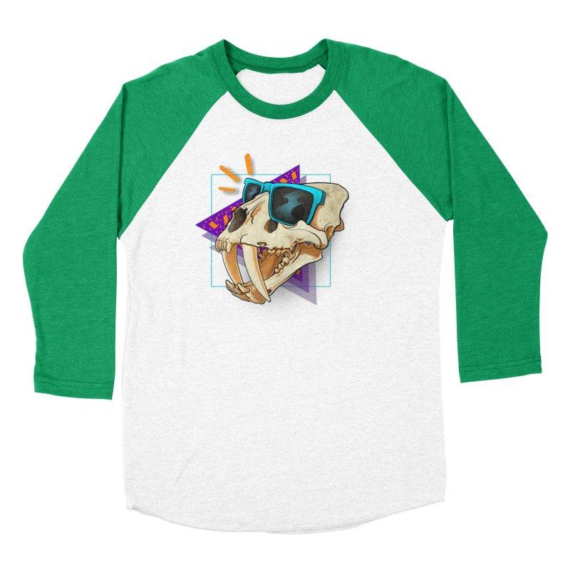 Smile-odon Men's Baseball Triblend Longsleeve T-Shirt by