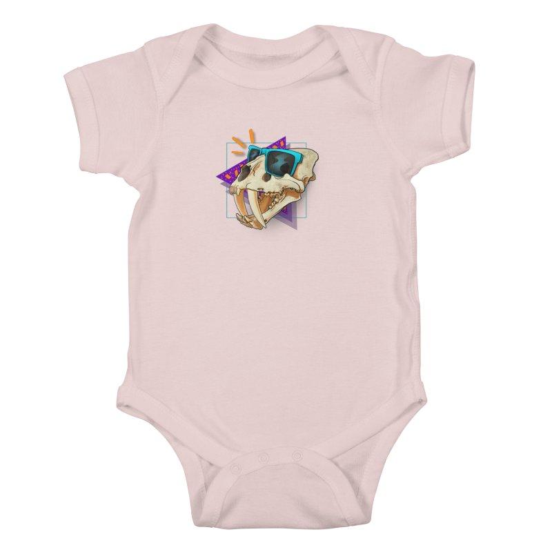 Smile-odon Kids Baby Bodysuit by