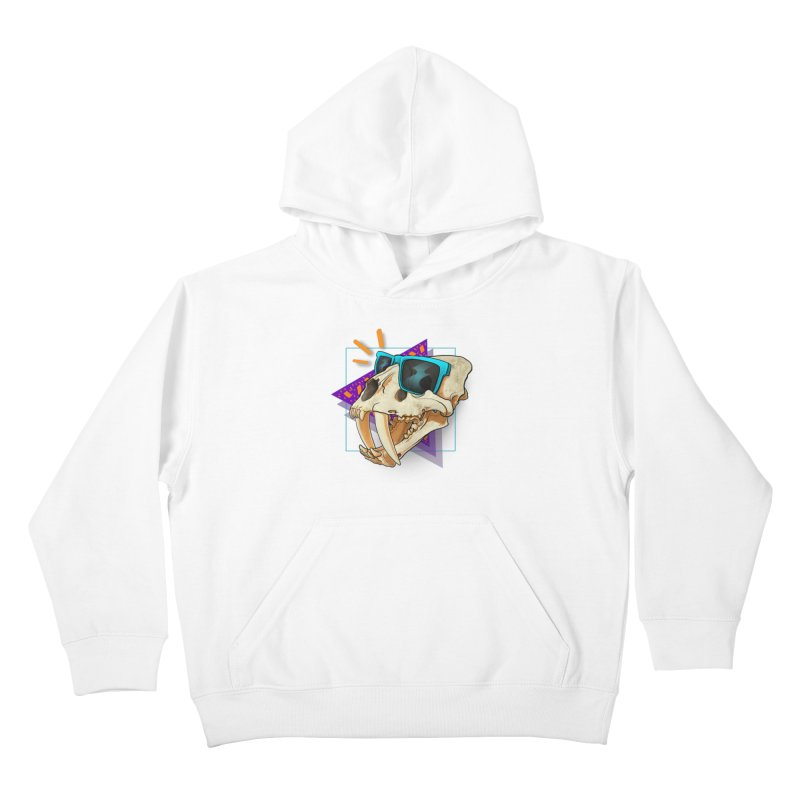 Smile-odon Kids Pullover Hoody by