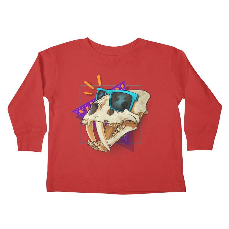 Smile-odon Kids Toddler Longsleeve T-Shirt by