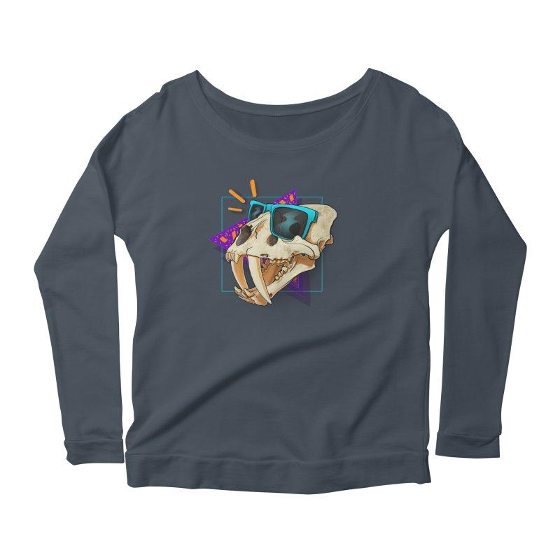 Smile-odon Women's Scoop Neck Longsleeve T-Shirt by