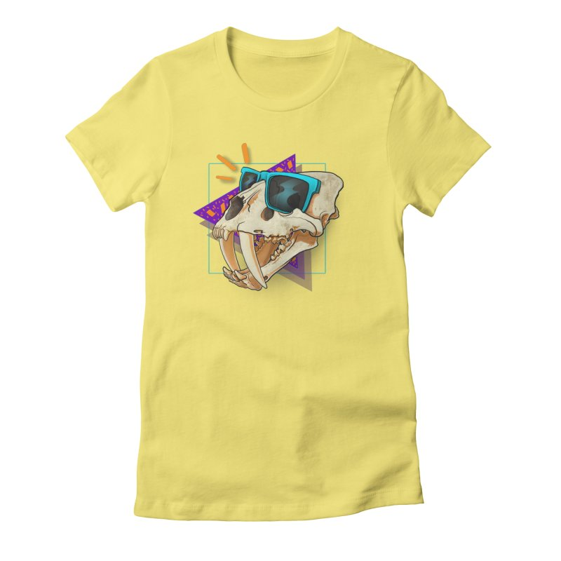 Smile-odon Women's Fitted T-Shirt by