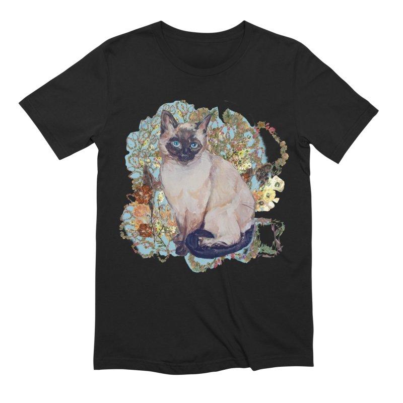 Lady Zanthe Men's Extra Soft T-Shirt by Jennybelin's Artist Shop