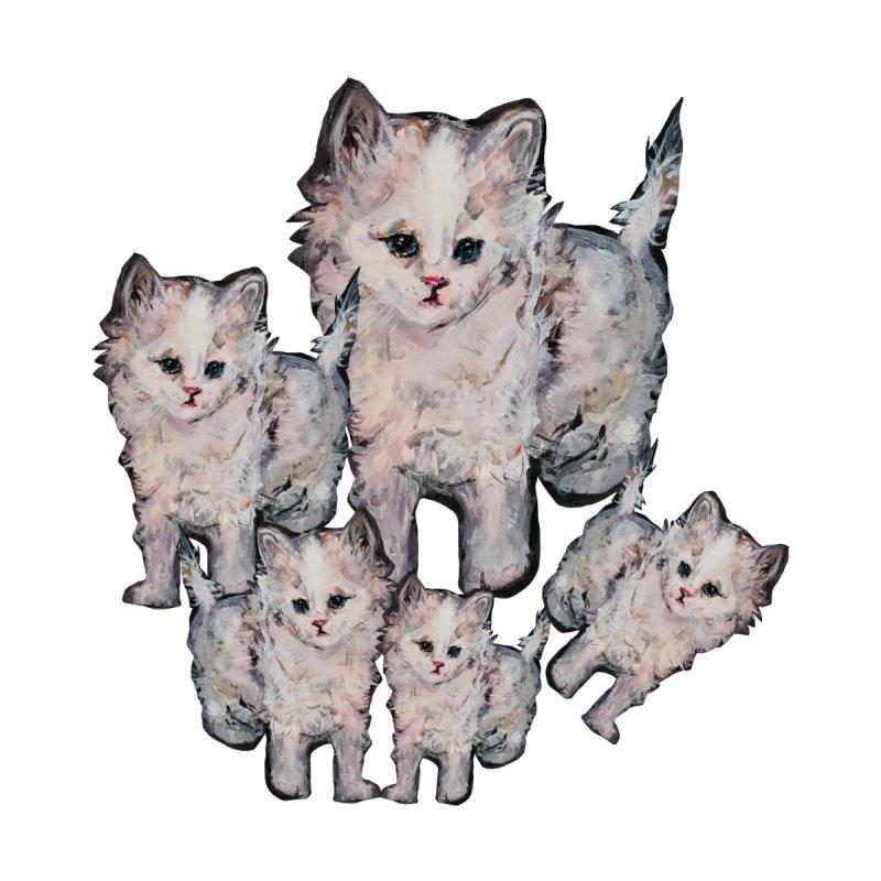 Kitty Kat Karma by Jennybelin's Artist Shop