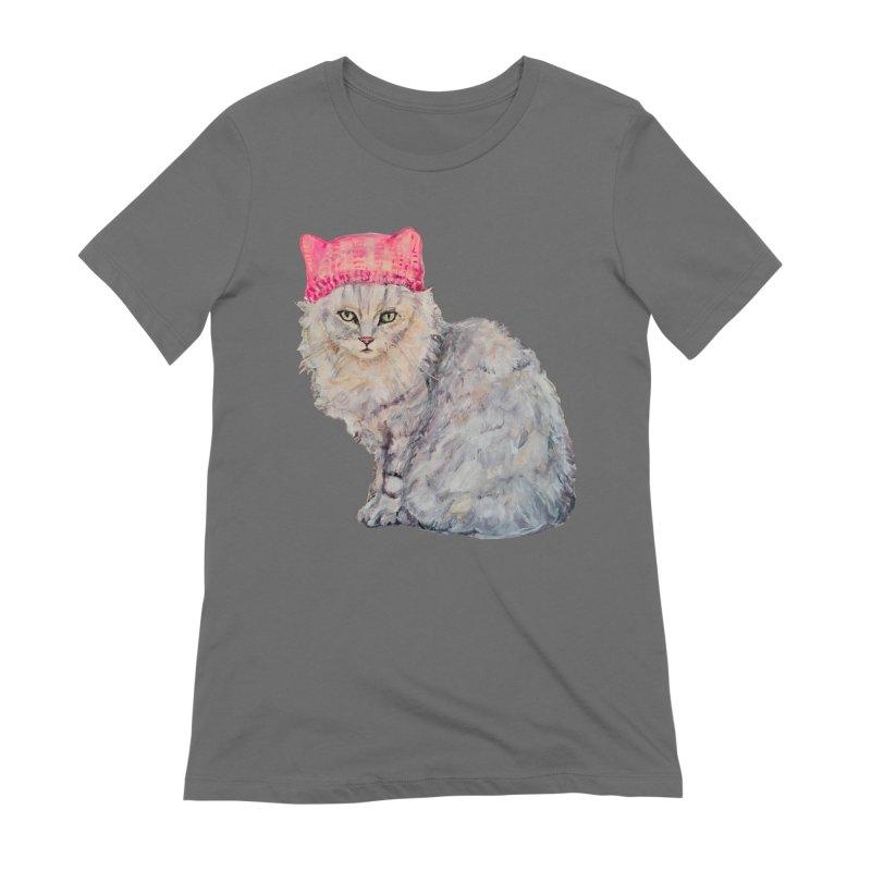 Gwendolyn Women's Extra Soft T-Shirt by Jennybelin's Artist Shop
