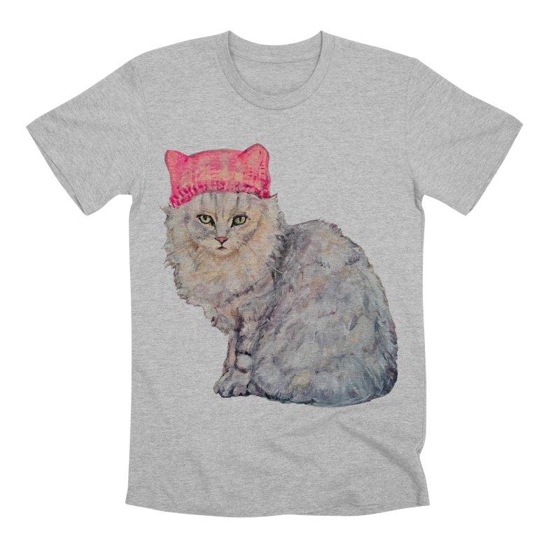 Gwendolyn Men's Premium T-Shirt by Jennybelin's Artist Shop