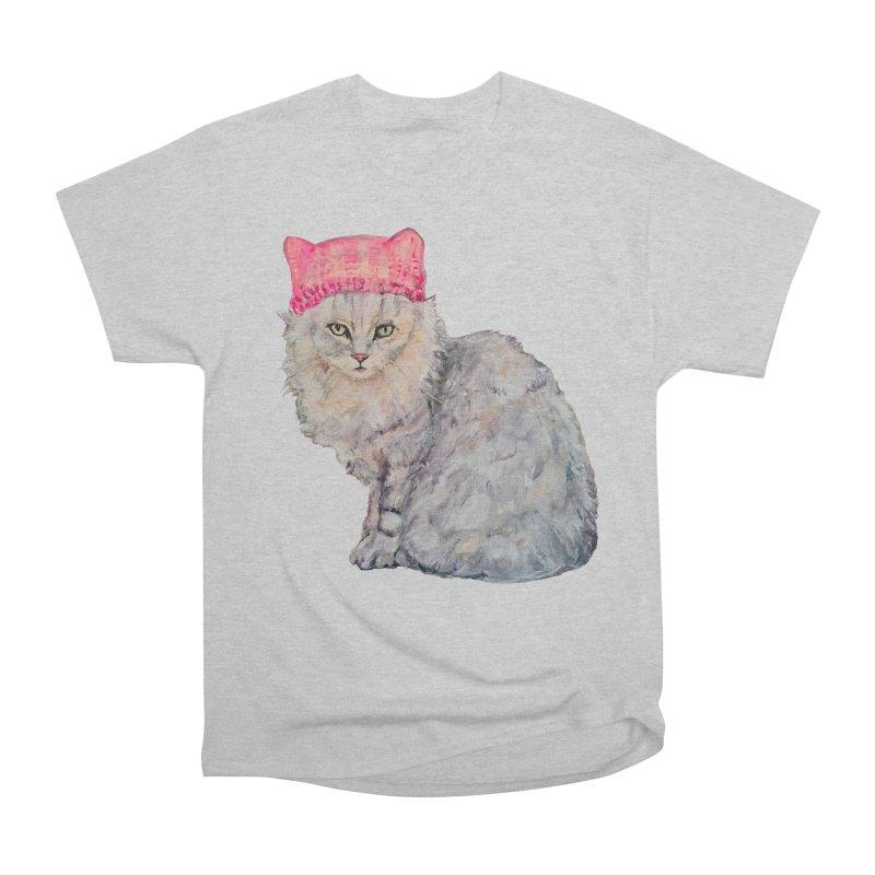 Gwendolyn Men's Heavyweight T-Shirt by Jennybelin's Artist Shop