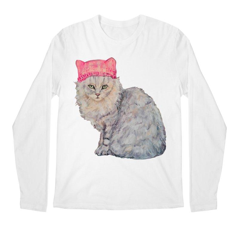 Gwendolyn Men's Regular Longsleeve T-Shirt by Jennybelin's Artist Shop