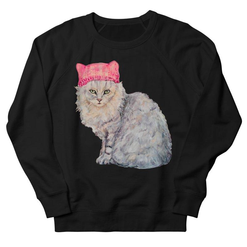 Gwendolyn Men's French Terry Sweatshirt by Jennybelin's Artist Shop