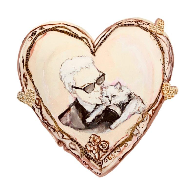 Karl's Valentine by Jennybelin's Artist Shop