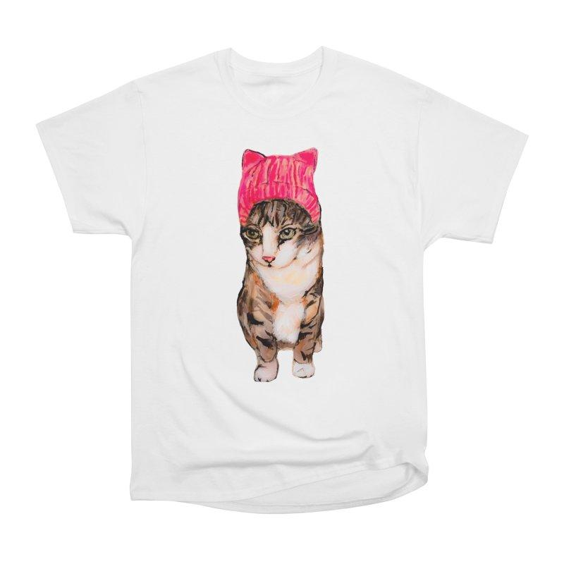 Edye Men's Heavyweight T-Shirt by Jennybelin's Artist Shop