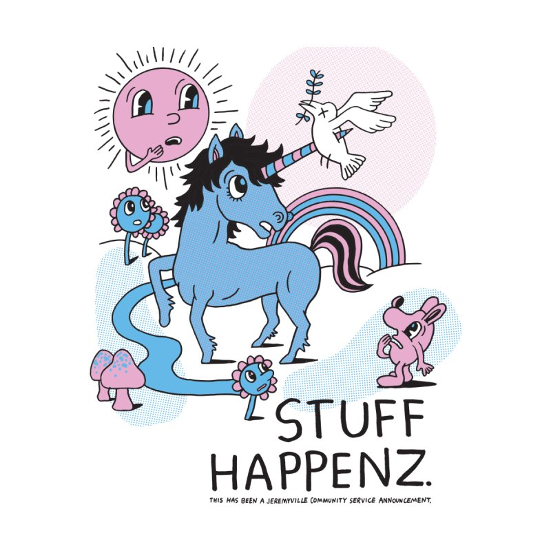 Stuff Happenz by Jeremyville