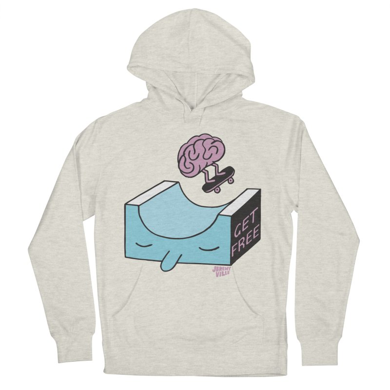 Get Free Women's French Terry Pullover Hoody by Jeremyville's Artist Shop