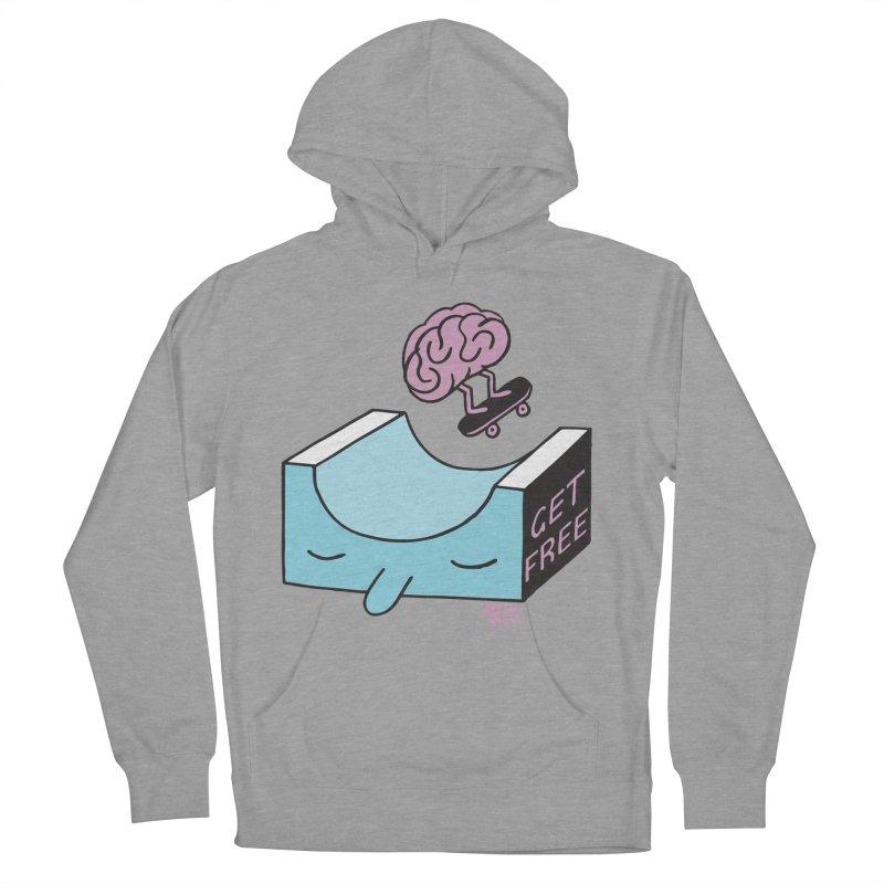 Get Free Men's Pullover Hoody by Jeremyville's Artist Shop