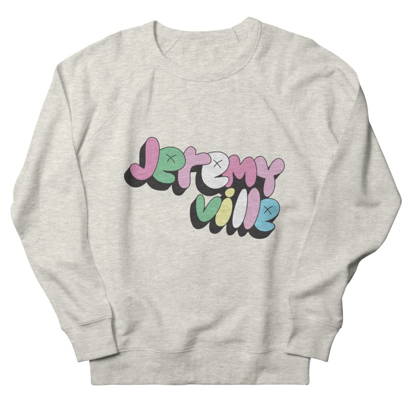 Jeremyville Women's Sweatshirt by Jeremyville's Artist Shop