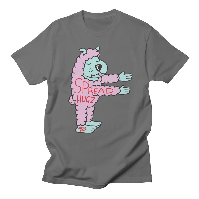 Spread Hugz Men's Regular T-Shirt by Jeremyville's Artist Shop