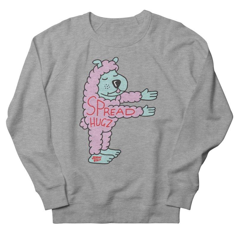 Spread Hugz Men's Sweatshirt by Jeremyville's Artist Shop