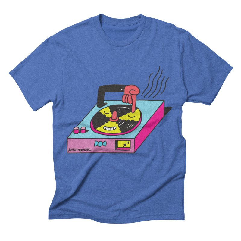 Turntable   by Jeremyville's Artist Shop