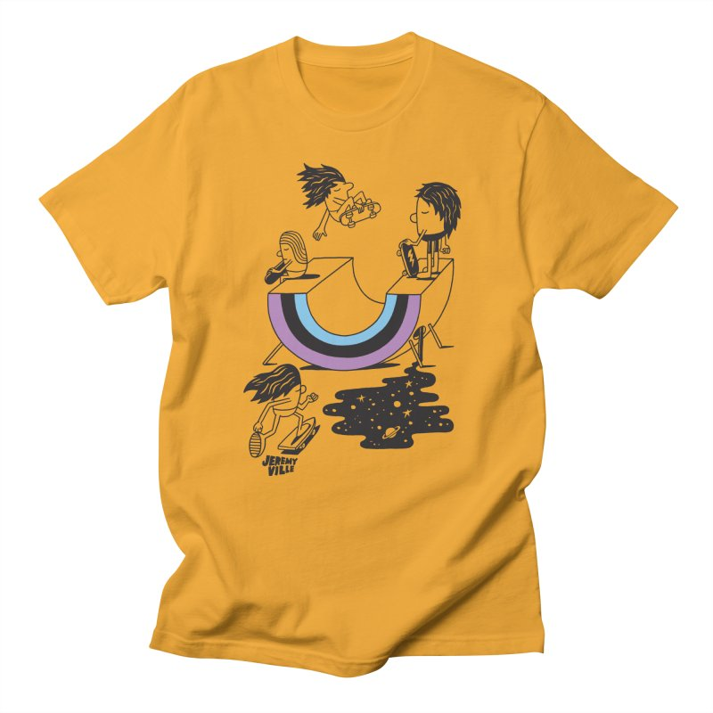 Today Is Forever Men's Regular T-Shirt by Jeremyville