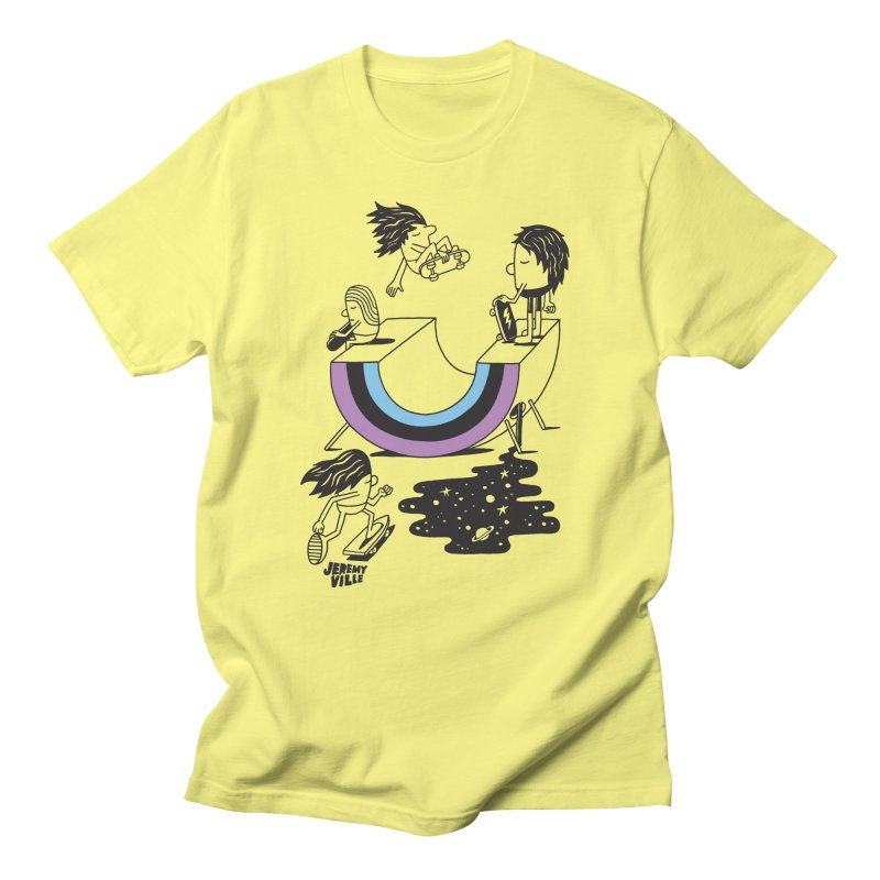 Today Is Forever Men's T-shirt by Jeremyville's Artist Shop
