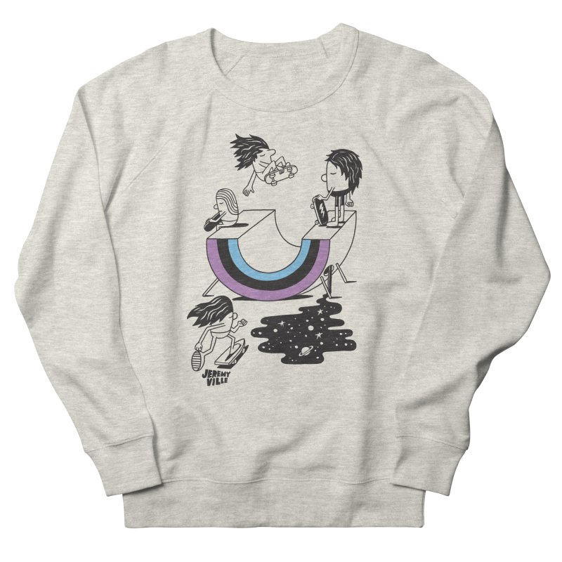 Today Is Forever Men's Sweatshirt by Jeremyville's Artist Shop