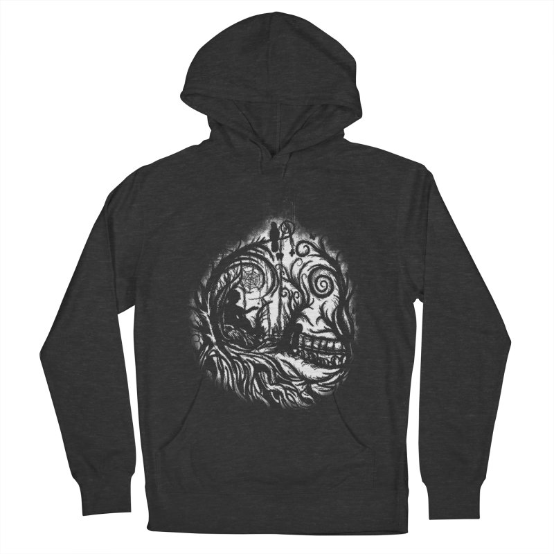 My Secret Place Men's Pullover Hoody by Jerome Aquino