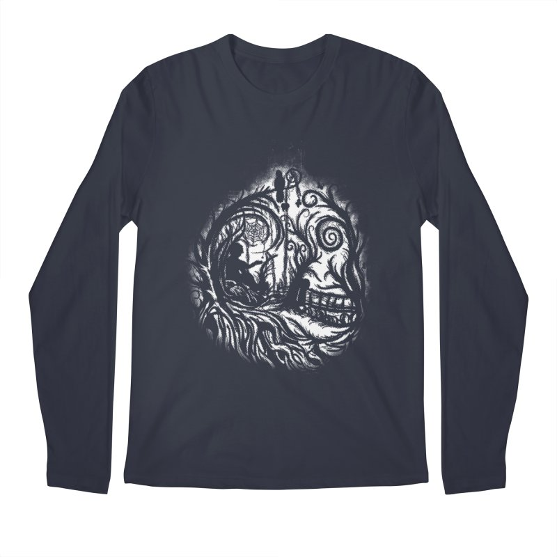 My Secret Place Men's Longsleeve T-Shirt by Jerome Aquino