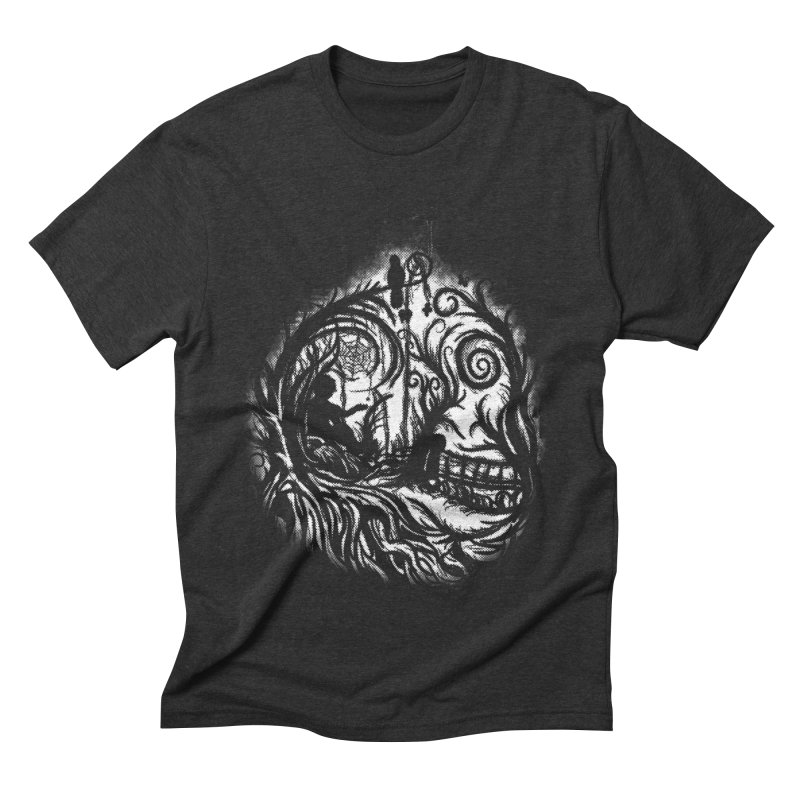 My Secret Place Men's Triblend T-shirt by Jerome Aquino