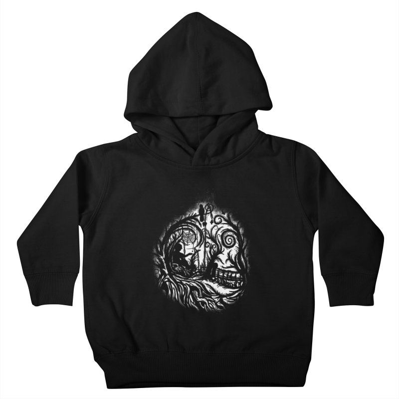 My Secret Place Kids Toddler Pullover Hoody by Jerome Aquino