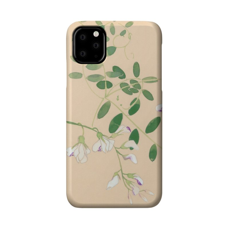 Wild Sweet Peas Accessories Phone Case by Jess Love