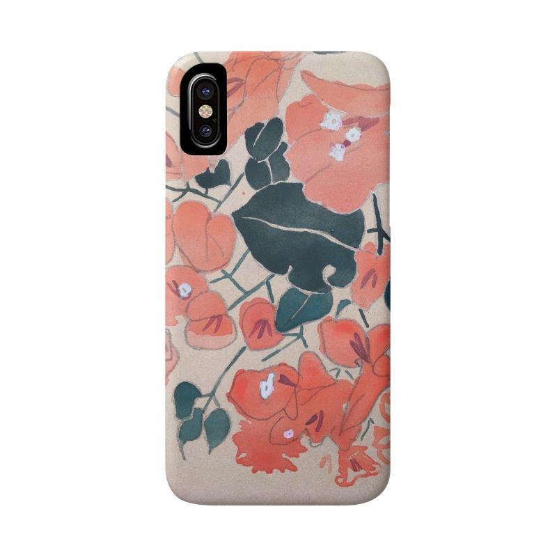 Bougainvillea Accessories Phone Case by Jess Love