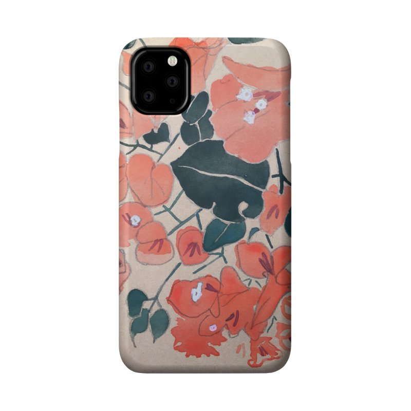 Bougainvillea Accessories Phone Case by Jess Love