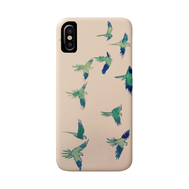 Pandemonium, no. 1 Accessories Phone Case by Jess Love