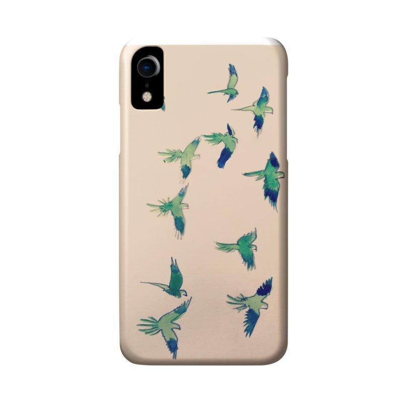 Pandemonium, no. 1 Accessories Phone Case by Jess Love