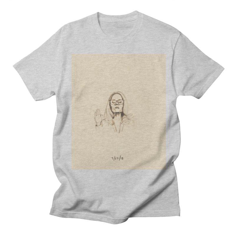 Dr. Christine Blasey Ford Women's Regular Unisex T-Shirt by Jess Love