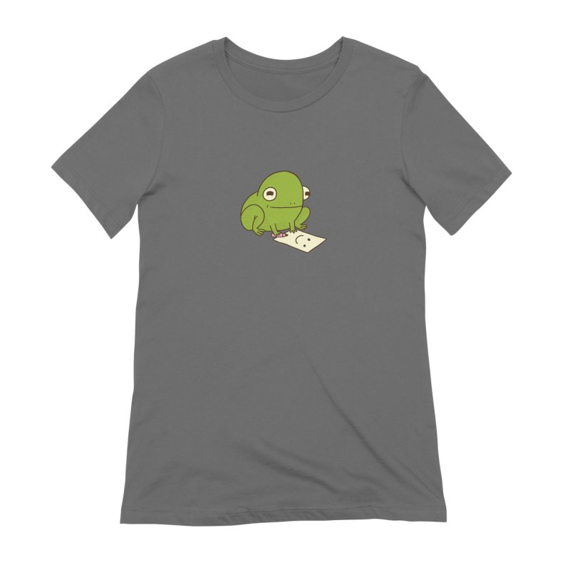 Creative Frog Women's Extra Soft T-Shirt by Jess Murray's Shop