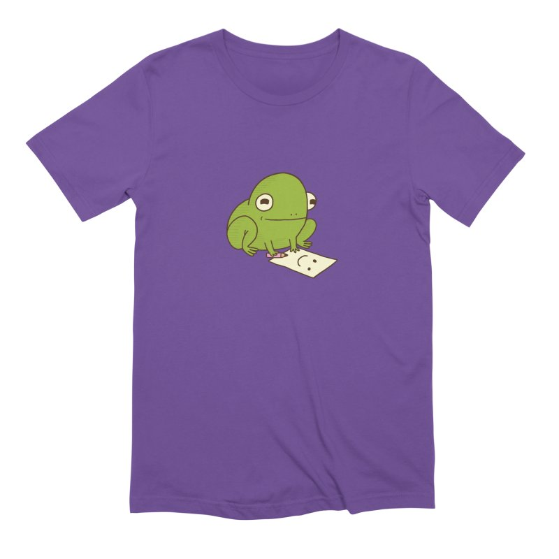 Creative Frog Men's Extra Soft T-Shirt by Jess Murray's Shop