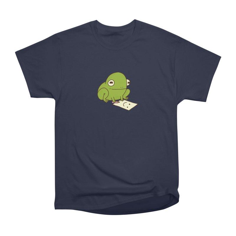 Creative Frog Women's Heavyweight Unisex T-Shirt by Jess Murray's Shop