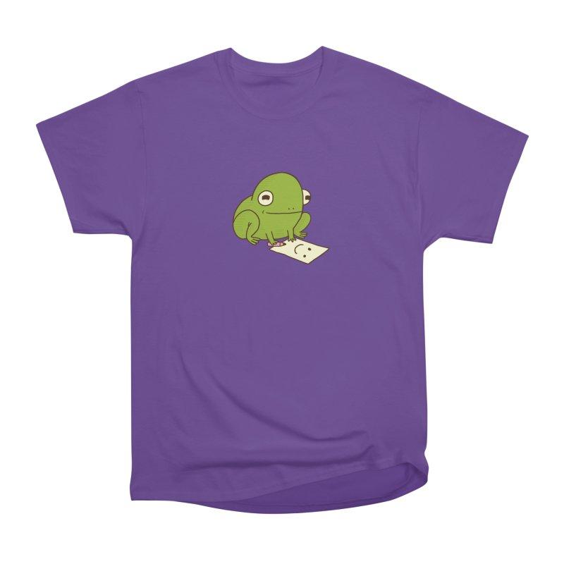Creative Frog Men's Heavyweight T-Shirt by Jess Murray's Shop