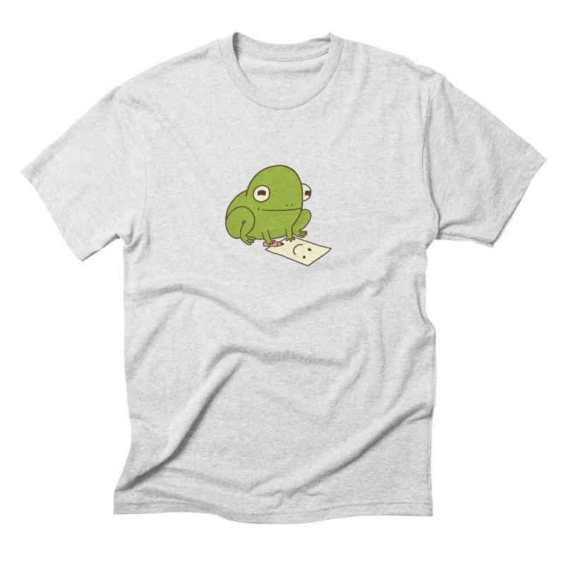 Creative Frog Men's Triblend T-Shirt by Jess Murray's Shop