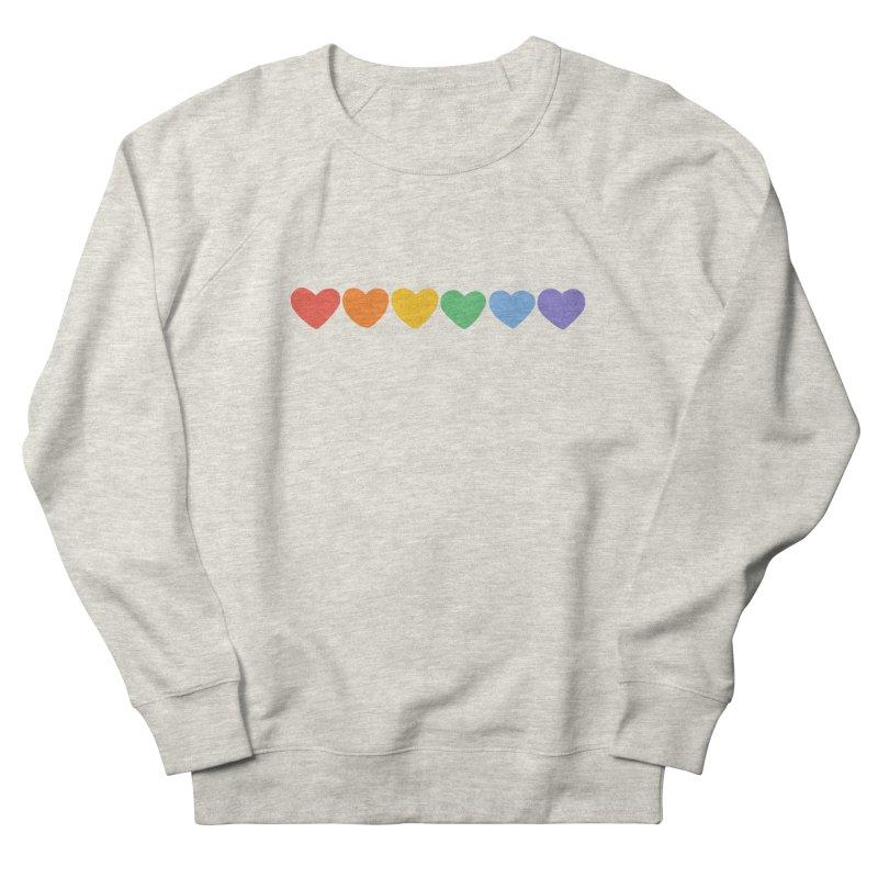 Hearts Men's Sweatshirt by Jess Murray's Shop