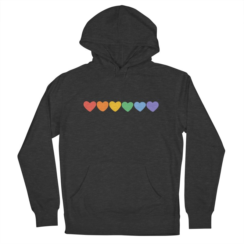 Hearts Women's Pullover Hoody by Welcome to Jess Murray's Art Store