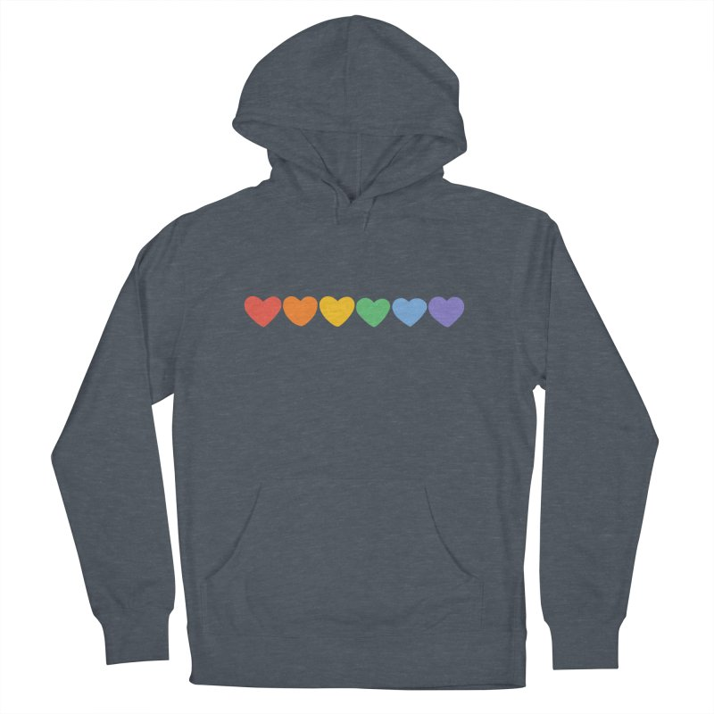 Hearts Women's Pullover Hoody by Jess Murray's Shop