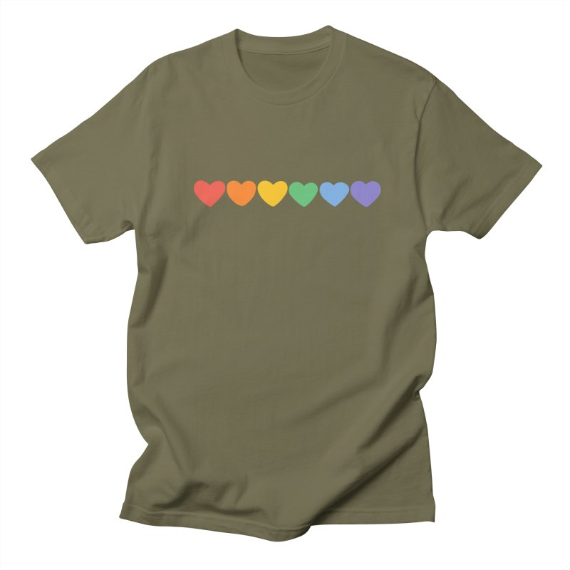 Hearts Women's Unisex T-Shirt by Welcome to Jess Murray's Art Store