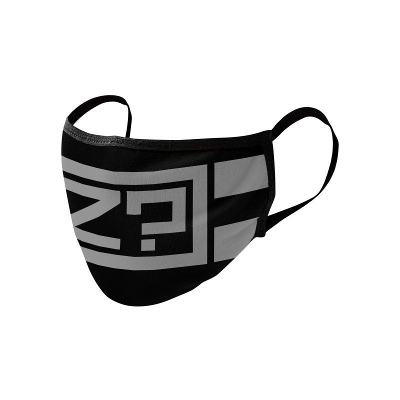 Z? Accessories Face Mask by Jhonen Vasquez's Stuff Place