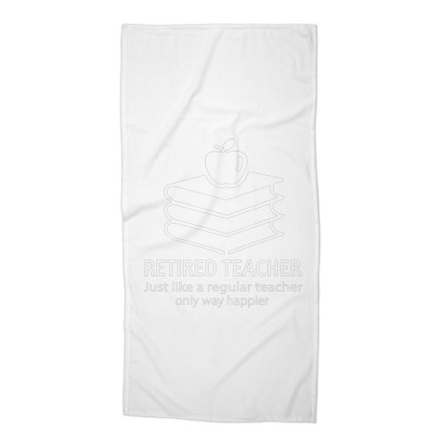 86e38681 Shop JillRCurmare on Threadless accessories beach-towel