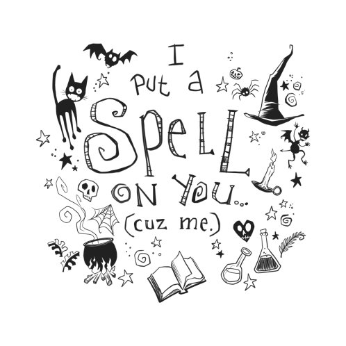 Design for Spell On You