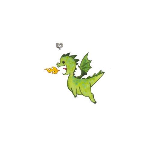 Design for Little Green Dragon