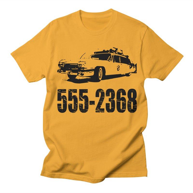 555-2368 Men's T-Shirt by Jimbanzee's Artist Shop